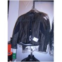 GIACCA MOTO IN PELLE DAINESE STRIPES TG 54/56