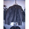 GIACCA IN PELLE DAINESE JACK BLACK  TG 54